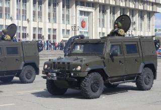 Lynx (Рысь) special purpose vehicle