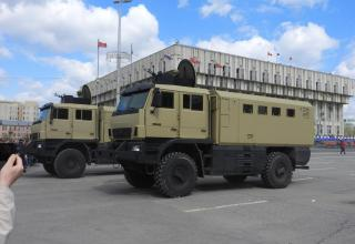 Gepard special purpose vehicles. Russian Defense Ministry Special Operations Forces hardware