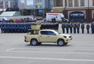 Russian Defense Ministry Special Operations Forces hardware