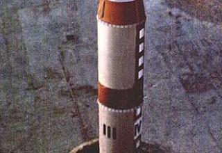 Сатана ракета PC-20