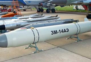 High precision cruise missile 3M-14E