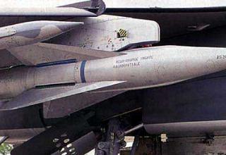 "Ракета AS-30L класса ""воздух-земля"""