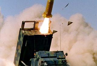 """Оперативно-тактический ракетный комплекс """"ATACMS"""""""