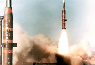 Ракета Pershing-1a (MGM-31A)