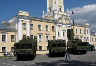 """Mobile coastal missile system """"Bal-E"""""""