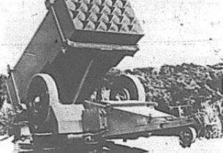 Pilot rocket launcher RAP-14
