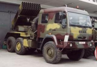 Automated fighting vehicle WR-40 Langusta