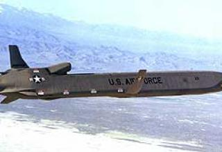 Air-based cruise missile AGM-86B (AGM-86C/D)