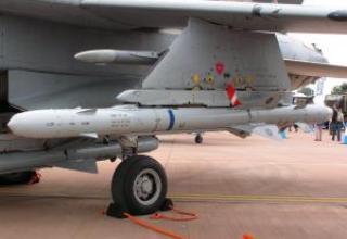 ALARM antiradar missile