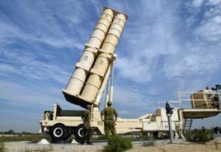 "Arrow-2 Missile Defense System (""Hets-2"")"