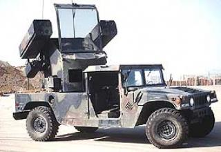 Avenger anti-aircraft missile system