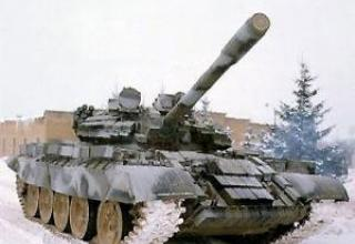 Manned Tank Weapon System 9K116-1 Bastion