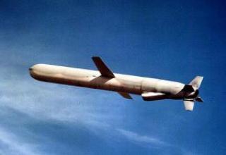 Tomahawk BGM-109 B/E anti-ship missile
