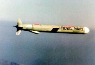 Tomahawk BGM-109 A/C/D cruise missile