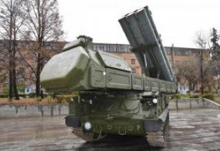 "9K317M ""Buk-M3"" medium-range anti-aircraft missile system"
