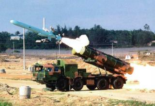 Anti-ship missile YJ-62 (C-602)