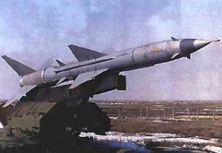 Anti-aircraft missile system S-75-2 Volga-2