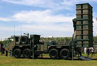Chu-SAM anti-aircraft missile system (Type-03)