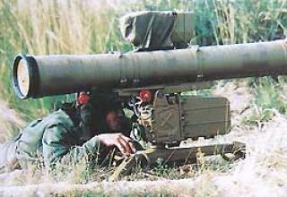 Contest-M anti-tank missile system