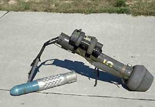 M-47 anti-tank missile system Dragon-2 ( Dragon-2+ )