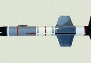 Anti-ship missile Gabriel Mk3 (Mk3 A/S)