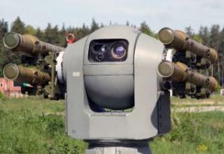 "Control armament complex of the 3M-47 ""Gibka"" turret installation"
