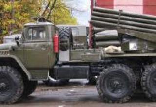 M-21 Field rocket system