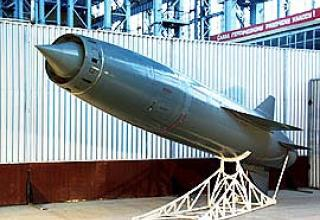 Anti-ship cruise missile P-700 Granite (3M-45)