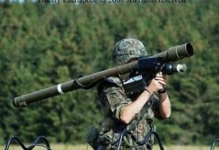 "Portable anti-aircraft missile system Grom (""Thunder"")"