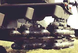 AGM-114K Hellfire-2 anti-tank missile system