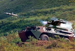 HJ-9 anti-tank missile system