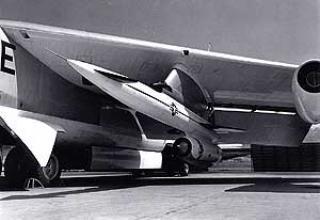 Airborne cruise missile AGM-28A/B (GAM-77/GAM-77A) Hound Dog