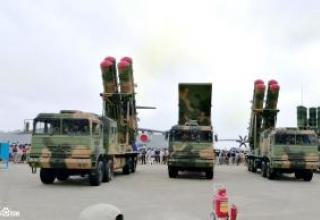 HQ-22 (FK-3) anti-aircraft missile system