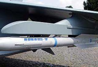 IRIS-T aircraft missile