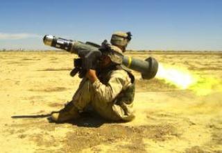 FGM-148 Javelin anti-tank missile system