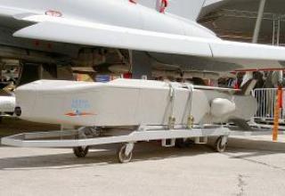 TAURUS KEPD 350 long-range cruise missile