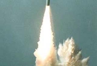 M45 submarine ballistic missile