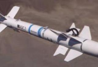Short range guided missile Magic-2
