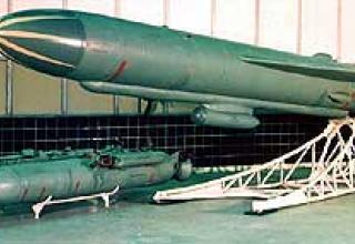 Anti-ship missile P-120 Malachite ( 4K85 )
