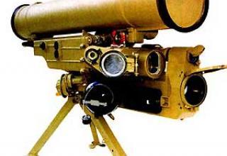 """9K115-2 """"Metis-M"""" anti-tank missile system"""