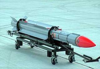 MICA aircraft missile