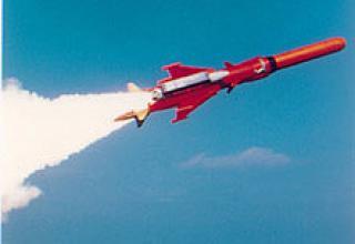 Anti-submarine missile system Milas