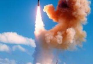 LGM-30F Minuteman-II intercontinental ballistic missile