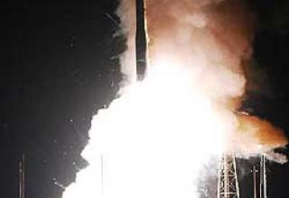 LGM-30G Minuteman-3 intercontinental ballistic missile