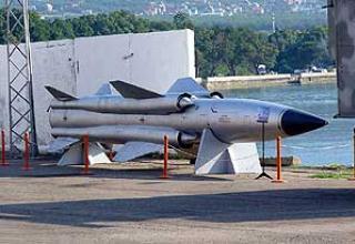 Anti-ship missile 3M80 (3M80E) Mosquito