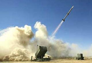 NASAMS anti-aircraft missile system