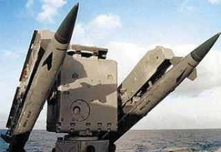 Osa-M antiaircraft missile system