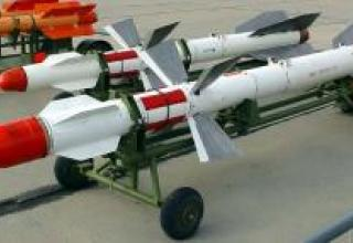 Aircraft missile R-27 (K-27)