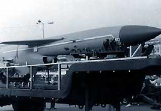 Anti-ship cruise missile P-35 (P-6)