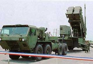 Anti-aircraft missile system Patriot (MIM-104A)